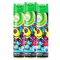 kit-com-3-aromatizante-odorizador-aerossol-bom-ar-air-wick-romero-britto-vida-fresca-360ml