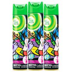 kit-com-3-odorizadores-de-ambiente-aerossol--romero-brito-air-wick-vida-doce-com-360ml