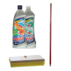 kit-cera-liquida-reax-com-1-cera-incolor-com-750ml-e-1-cera-ardosia-com-750ml-passa-cera-com-cabo-anfora