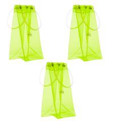 kit-com-3-baldes-de-pvc-para-gelo-verde-com-alca-coolbag