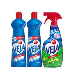 kit-veja-limpa-cozinha-com-2-veja-multiuso-original-500ml-1-veja-desengordurante-limao-pulverizador-500ml