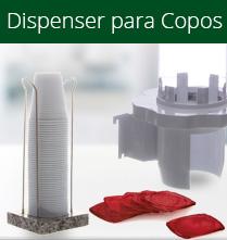 Descartáveis - Dispenser para Copos