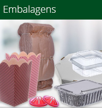 Descartáveis - Embalagens