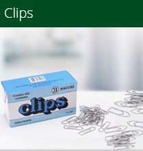 Papelaria - Clips