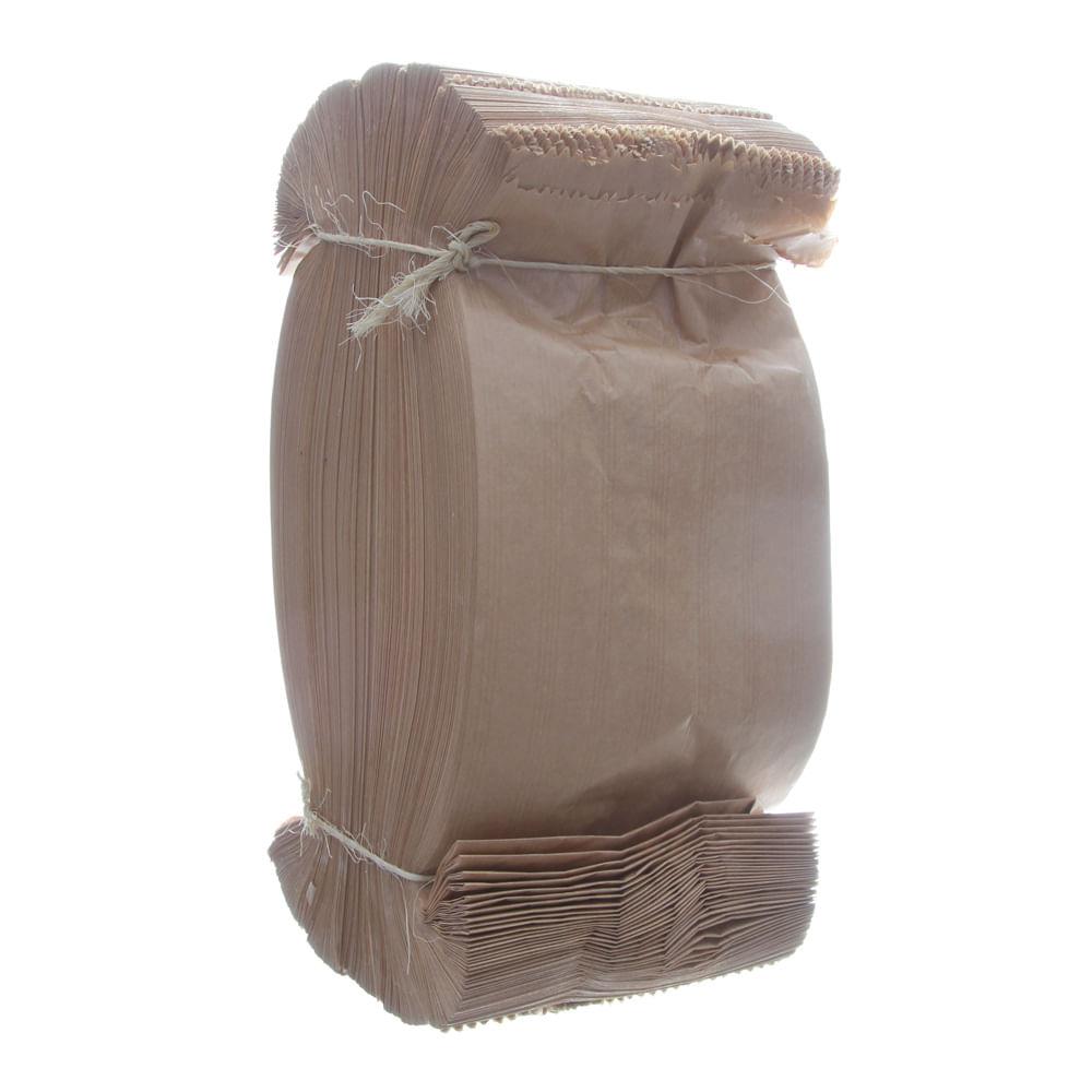 643b5b93f Saco de Papel Kraft na Capacidade de 3kg com 500 Unidades Kalupel