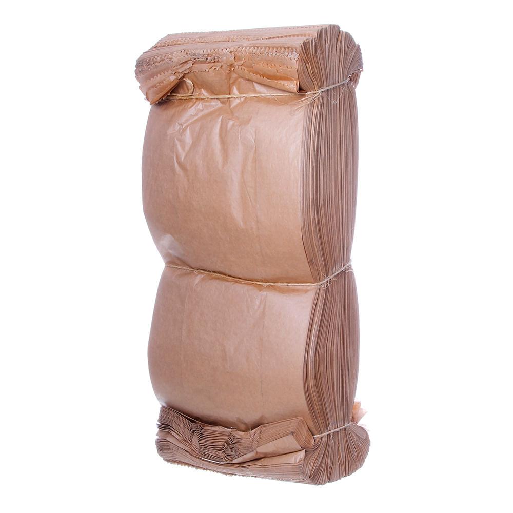 ab9ac52df Saco de Papel Kraft na Capacidade de 15kg com 500 Unidades Kalupel
