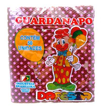 guardanapo-dafesta-bolinhas-marron