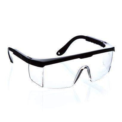 Óculos de Proteção em Acrílico Incolor Danny