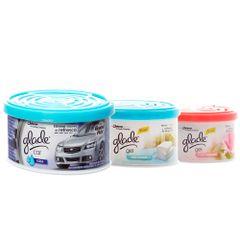 kit-glade-car-com-3-odorizadores-em-gel-nas-fragrancias-acqua-perfection-toque-de-maciez-e-floral-perfection