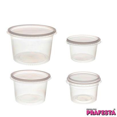 kit-potes-de-plastico-descartavel-redondo-com-145ml-250ml-500ml-1000ml-com-tampa-prafesta