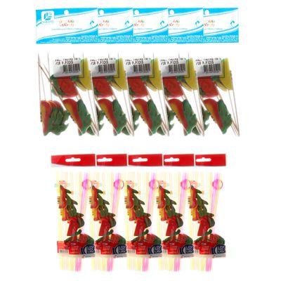 kit-com-50-canudos-flexiveis-frutas-50-palitos-em-madeira-de-frutas