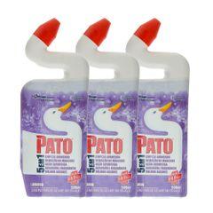 kit-com-3-desinfetante-sanitario-pato-de-lavanda-com-500ml