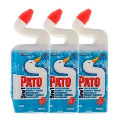 kit-com-3-desinfetante-sanitario-pato-marine-com-500ml