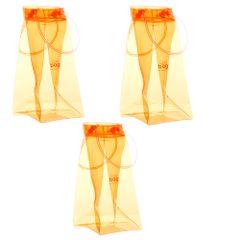 kit-com-3-baldes-de-pvc-para-gelo-laranja-com-alca-coolbag