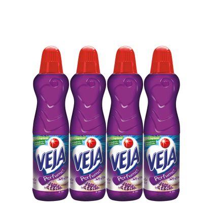 kit-veja-com-4-limpador-veja-perfumado-lavanda---bem-estar-500ml