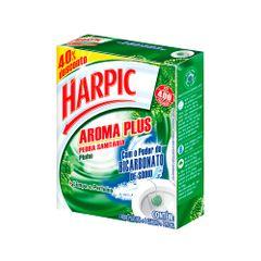 limpador-e-desodorizador-sanitario-harpic-aroma-plus-fragrancia-pinho-pedra-higienizadora-rede-protetora-gancho