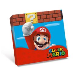 Mario_Bros_Guardanapos_Mario_25x25_Cromus-Festas