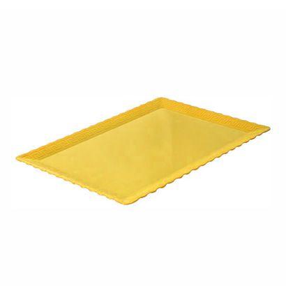 prato-bandeja-retangular-amarelo