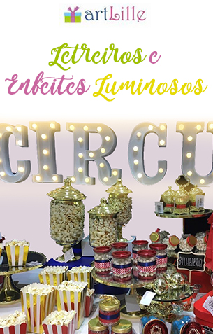 Banner Decoracao