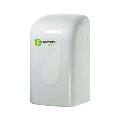 Dispenser-para-Papel-Higienico-Interfolhado-Branco-Fortcom